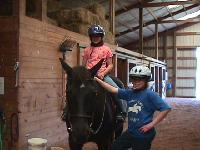 Holistic horse boarding & riding lesson facility with custom natural care, Dynamite nutrition products, massage, energy work, magnets, light therapy, saddle fit.  Consultation for most horse needs.
